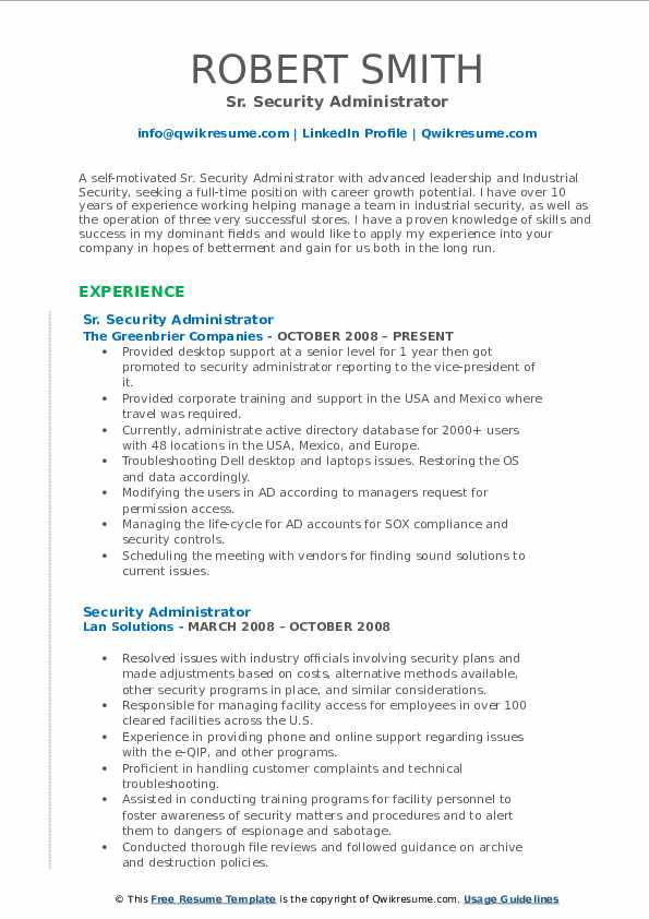 security administrator resume samples qwikresume symantec endpoint protection pdf coast Resume Symantec Endpoint Protection Administrator Resume