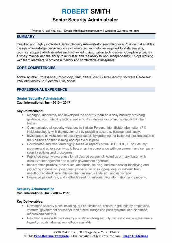 security administrator resume samples qwikresume symantec endpoint protection pdf Resume Symantec Endpoint Protection Administrator Resume