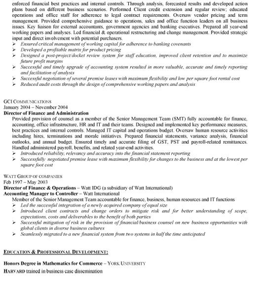 senior accounting manager resume sample template accountant executive director p2 opm Resume Senior Accountant Accounting Manager Resume