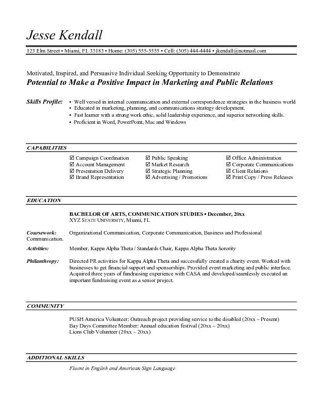 silo academy marketing resume entry level job examples template for position best office Resume Resume Template For Entry Level Position