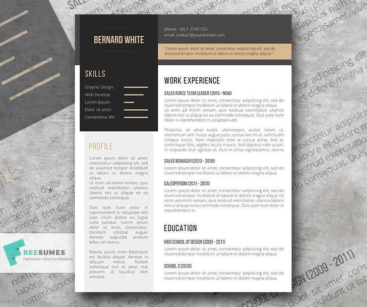 simplexing free modern resume template freesumes in word examples layout insurance Resume Modern Resume Template Examples