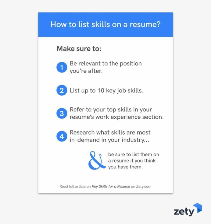 skills for resume best of examples all jobs good work to on cath lab manager better Resume Good Work Skills For Resume