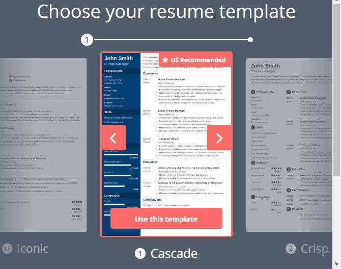 solution zety can help you craft perfect resume template format word mac supply chain Resume Zety Resume Template Download