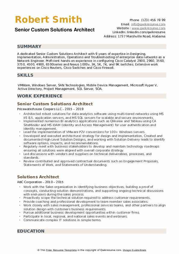 solutions architect resume samples qwikresume solution pdf synonyms equity business Resume Solution Architect Resume