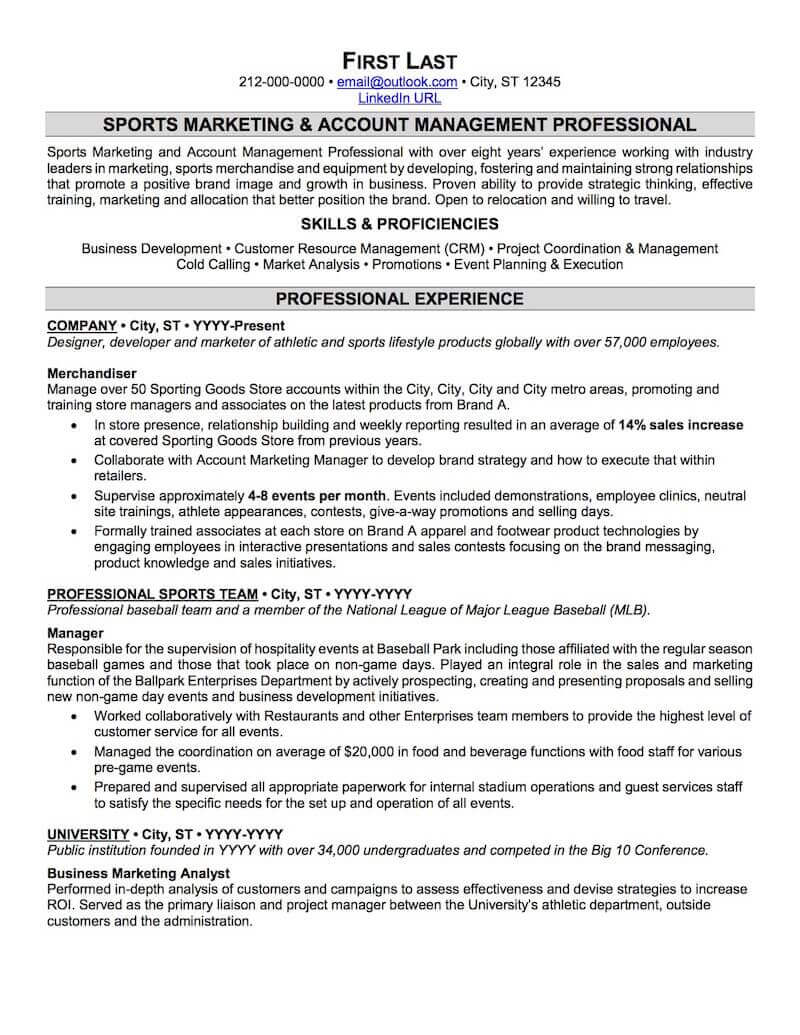 sports and coaching resume sample professional examples topresume athlete fitness page1 Resume Professional Athlete Resume Sample
