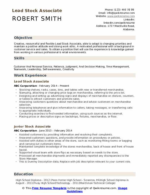 stock associate resume samples qwikresume free photos pdf layout for college student easy Resume Free Stock Photos Resume