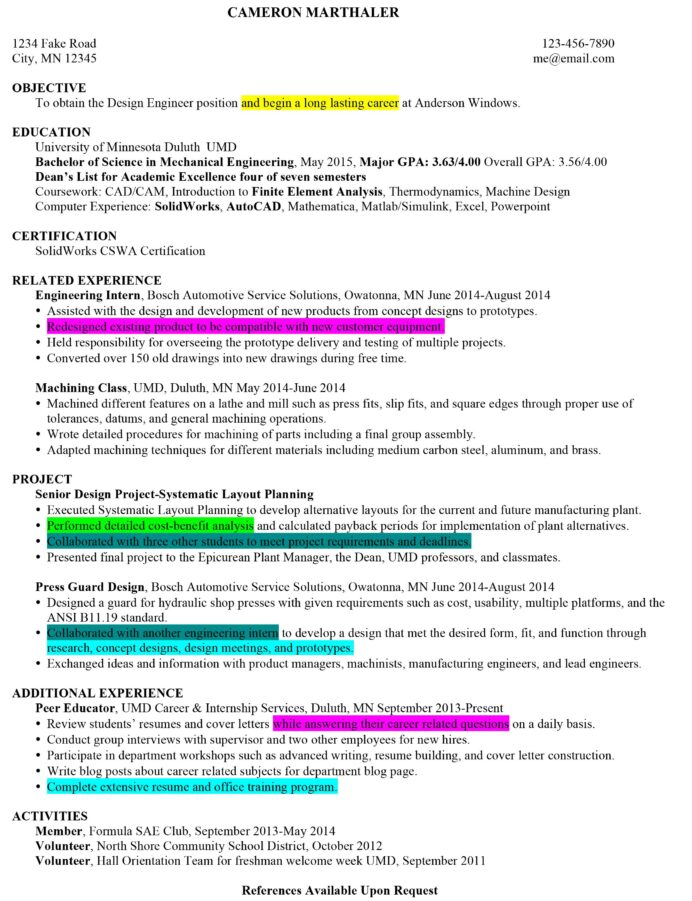 strengthsquest incorporating your strengths into resume cover letter for good examples Resume Unique Strengths For Resume