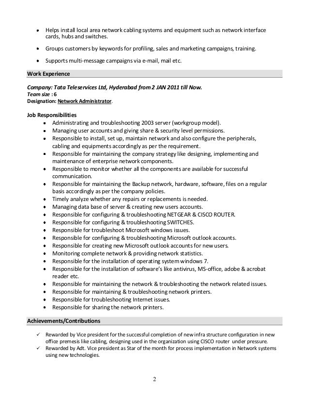 system administrator resume format explore educat linux and more simple sample examples Resume System Admin Resume Format