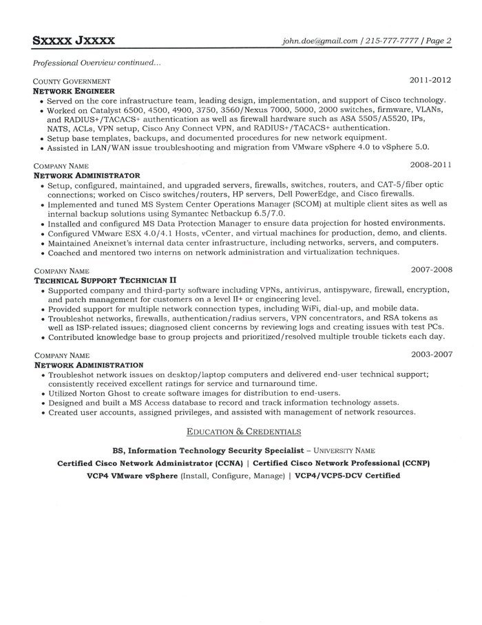 system engineer resume format objective for experienced software engineers indesign Resume System Engineer Resume Format
