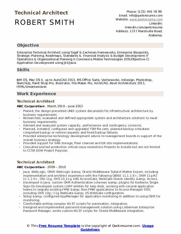 technical architect resume samples qwikresume solution pdf cosmetology template director Resume Solution Architect Resume