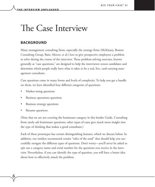 the case interview mba jumpstart resume for very basic template capability statement Resume Resume For Mba Interview