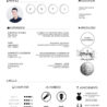the top architecture résumé cv designs archdaily fresher architect resume jeremy på Resume Fresher Architect Resume