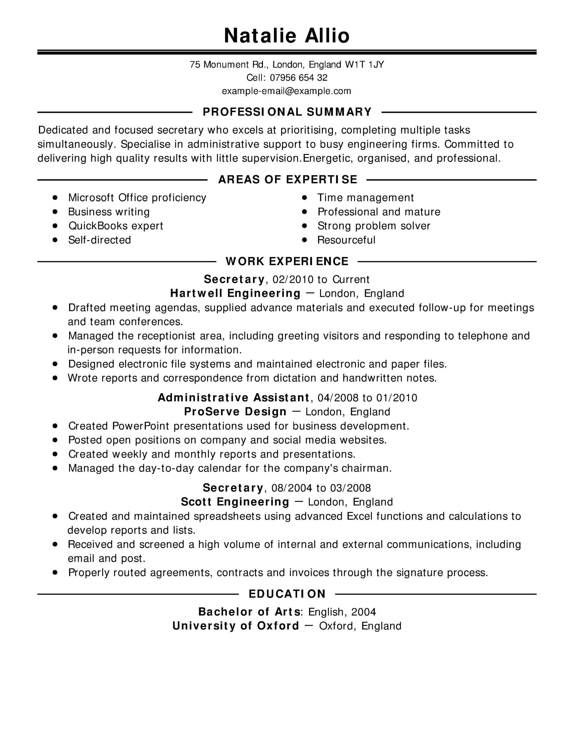 things to consider in making perfect resume example job examples the process executive Resume Making The Perfect Resume