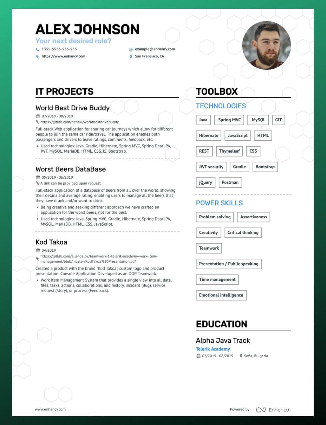 to create resume skills section impress recruiters examples you need see enhancv Resume Skills Worth Mentioning Resume