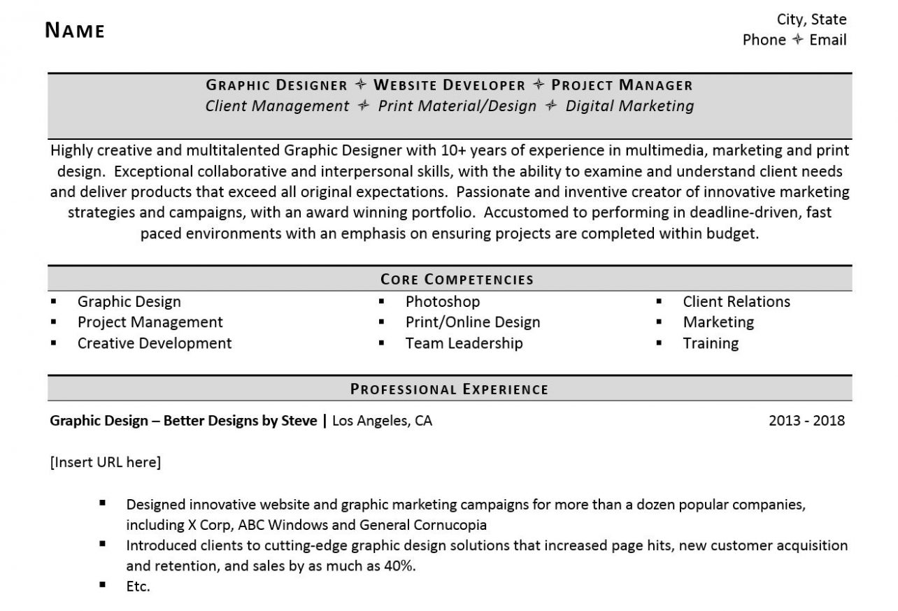 to include freelance work on resume examples and tips zipjob description example 1284x874 Resume Freelance Description Resume