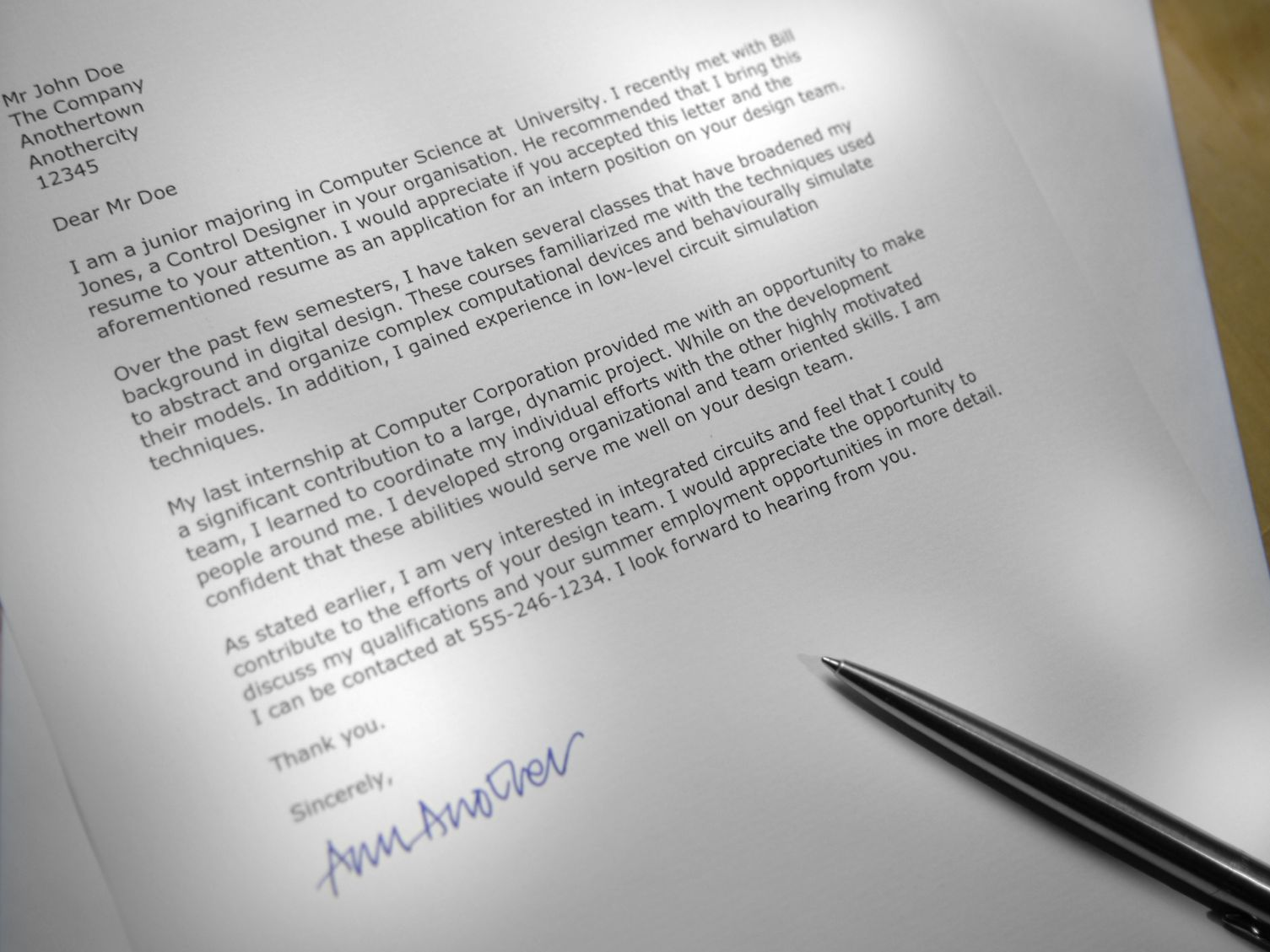 to include in cover letter for job should you always with resume medium marine chief Resume Should You Always Include A Cover Letter With Resume