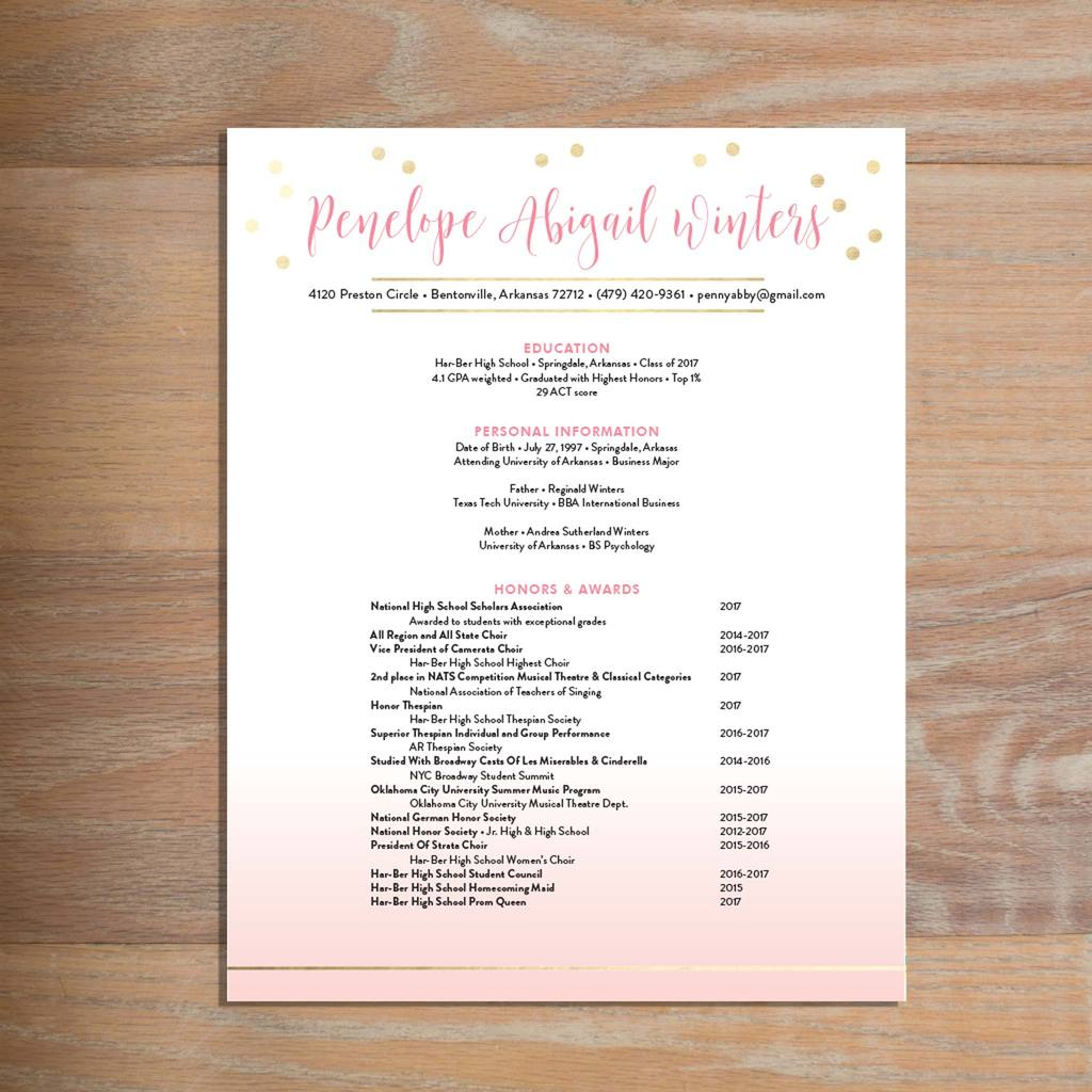 to include on sorority resume sororitypackets for fraternity gradient confetti 1024x1024 Resume Resume For Fraternity Rush