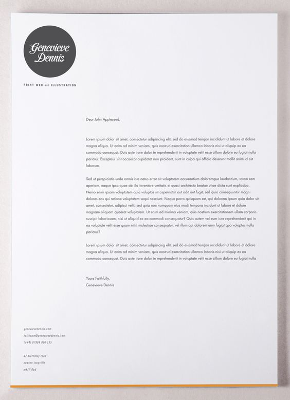 to make your cover letter look more professional in under minutes career contessa resume Resume Professional Resume Letterhead