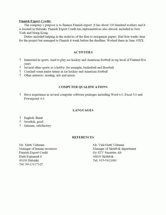 to write references on resume reference for template high quality examples openstack Resume Reference Page For Resume Template