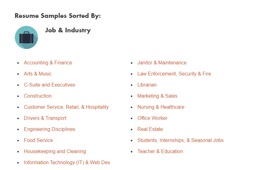 tools and resources to write the perfect resume creating samples faculty iu template Resume Creating The Perfect Resume