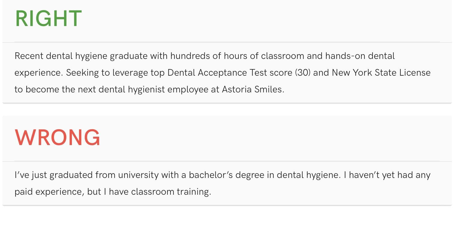 top dental resume samples pro writing tips oral health group associate dentist credit and Resume Associate Dentist Resume