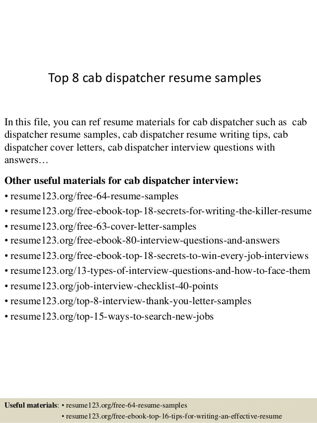 top dispatcher resume samples skills coach subscription plans tax office manager Resume Dispatcher Resume Skills