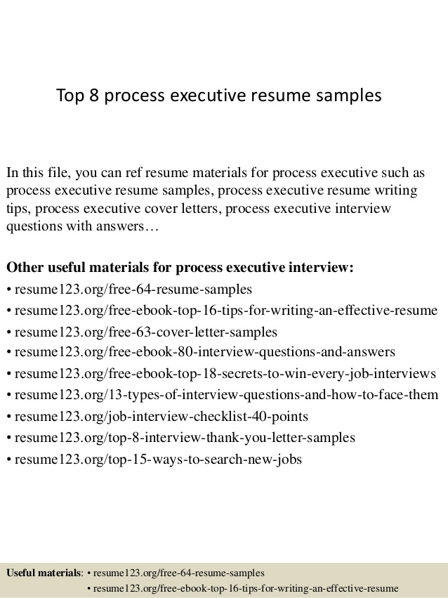 top process executive resume samples sample for bpo voice experienced job application Resume Sample Resume For Bpo Voice Process Experienced