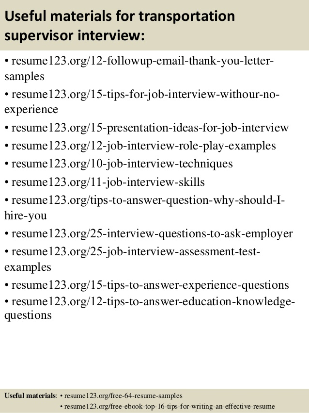 top transportation supervisor resume samples example machine shop indeed job search Resume Transportation Supervisor Resume Example