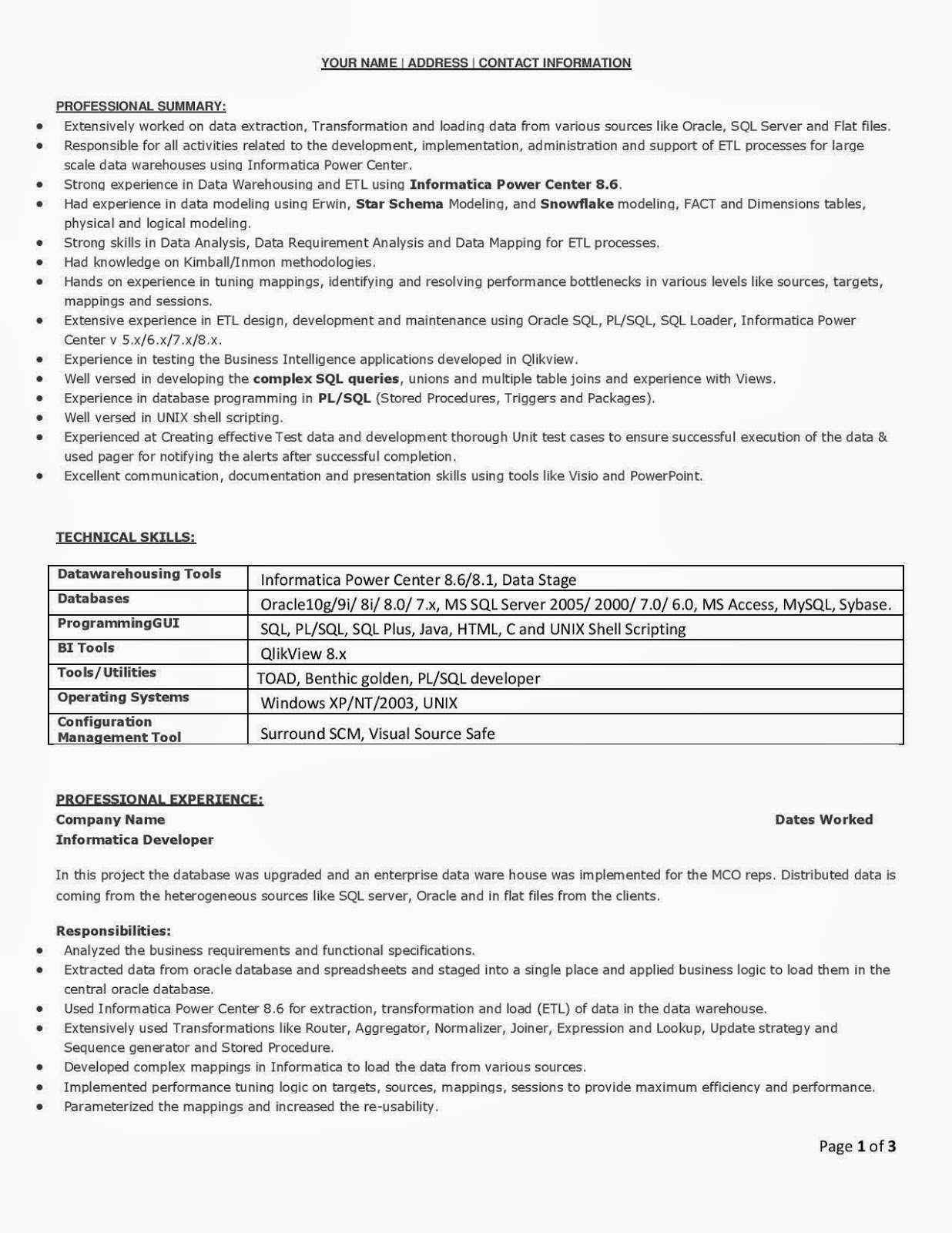 unique beaufiful salesforce developer resume samples in examples qlikview sample licensed Resume Qlikview Developer Resume Sample