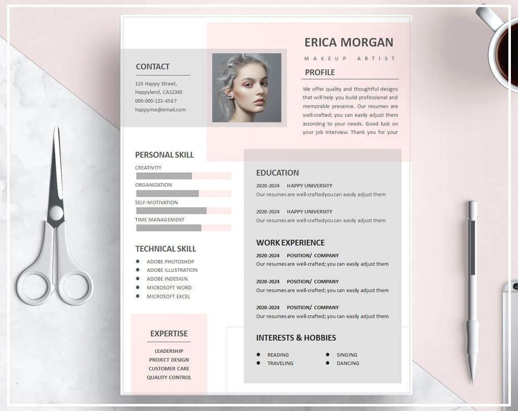 unique resume templates to use now fun free designer design blank form monster oil Resume Fun Resume Templates Free