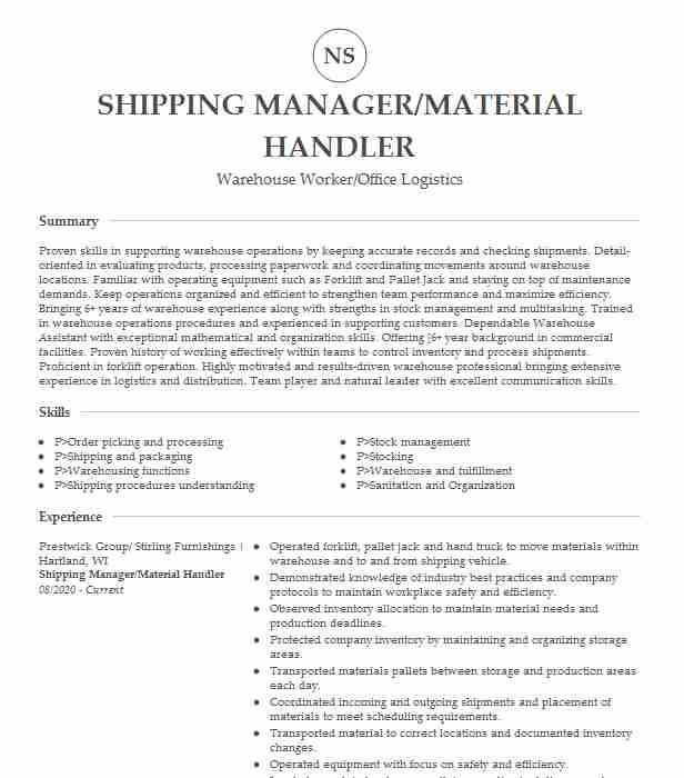 warehouse administrative assistant resume example linen tablecloth memphis banking sample Resume Warehouse Administrative Assistant Resume