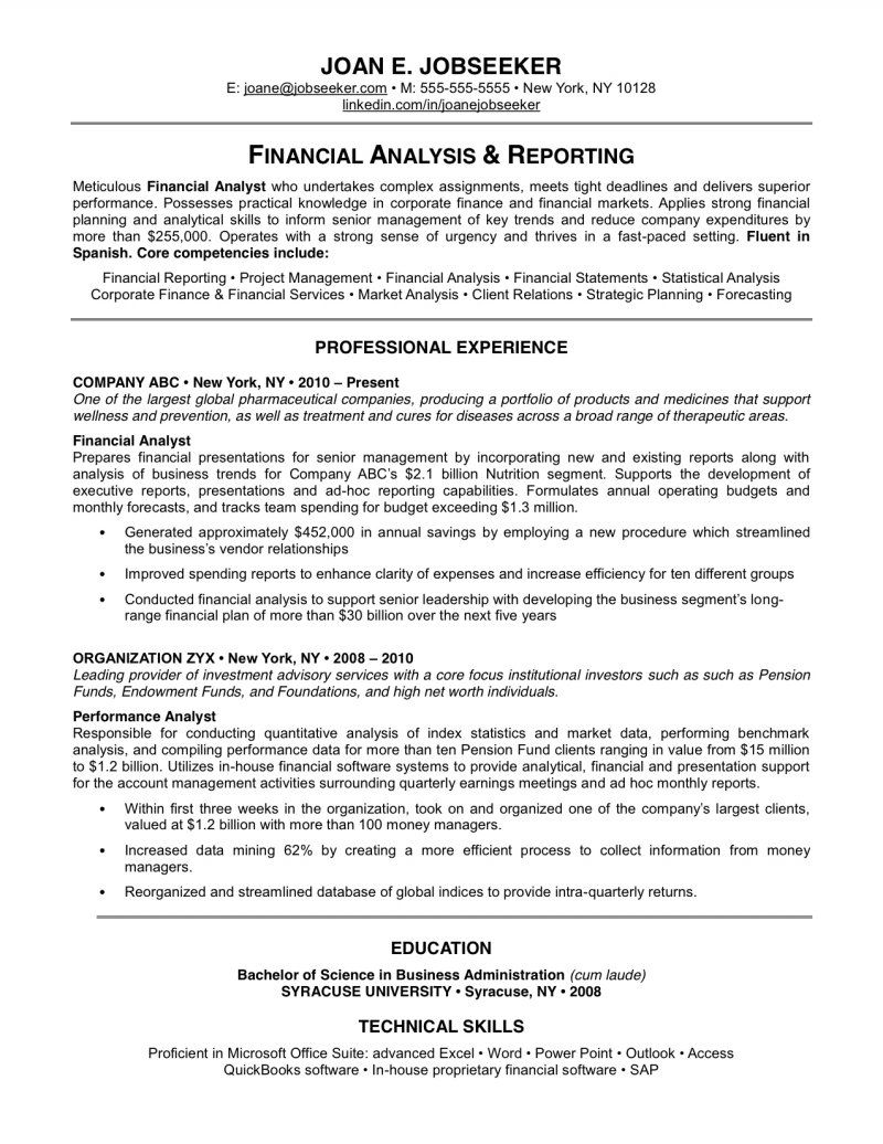 we asked career expert to build the perfect résumé here template you can use update Resume Successful Resume Examples