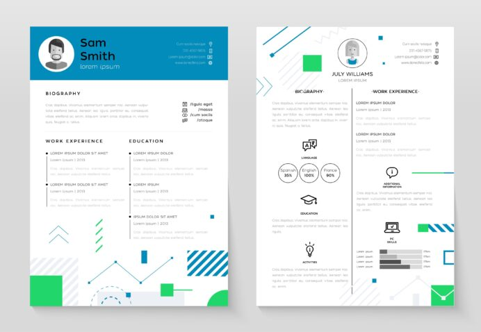 when and to use an infographic resume template with pie chart assistant project manager Resume Resume Template With Pie Chart