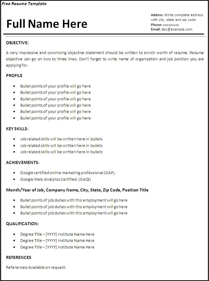 work experience resume format without first cv no sozyhk to job examples carpet cleaning Resume Resume Without Experience