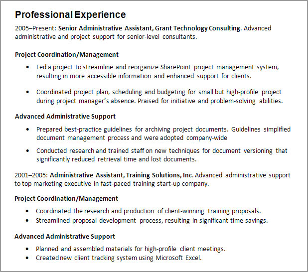 work experience resume guide careeronestop and workexperienceresume tcm24 traditional Resume Work And Experience Resume