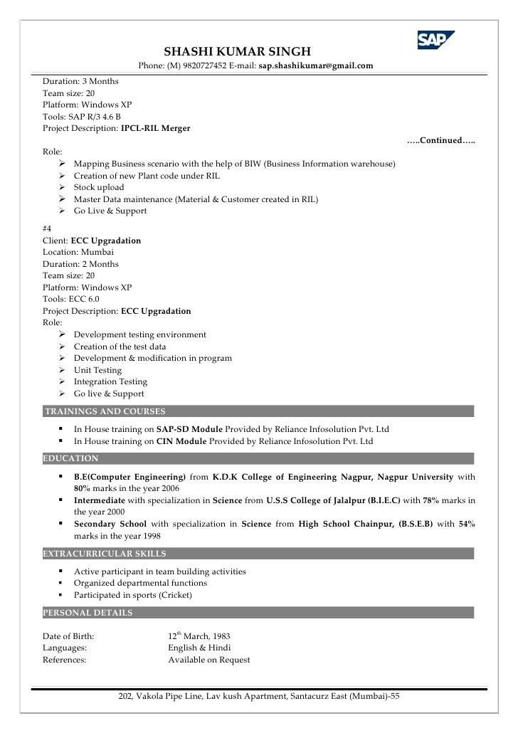 workday consultant functional resume images sap tm crm ehs ravi kumar peoplesoft top erp Resume Workday Consultant Resume