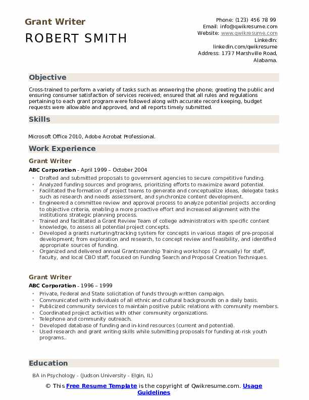 writer resume samples qwikresume sample for manager pdf clerical work data warehouse Resume Sample Resume For Grant Manager