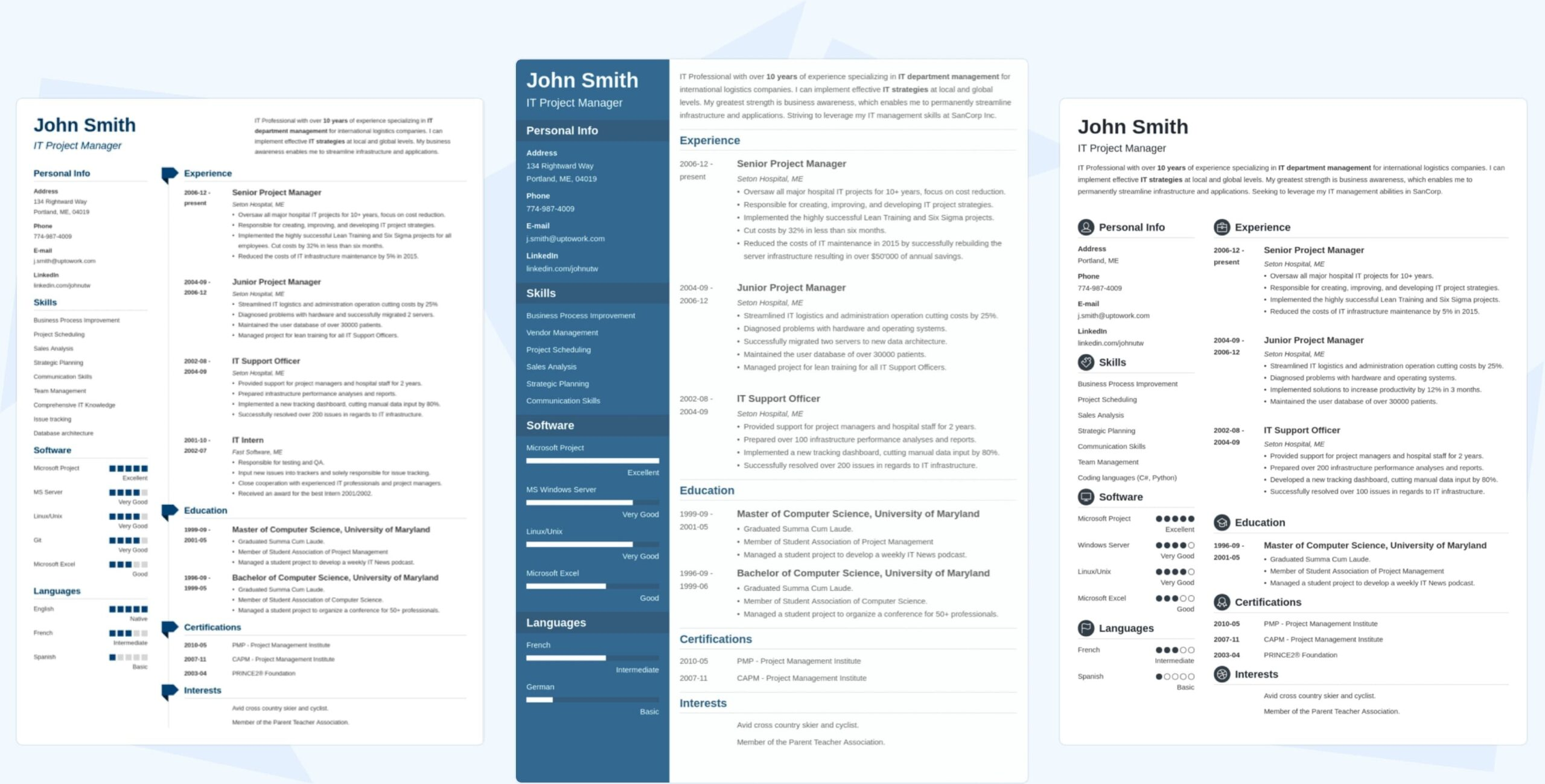 zety resume maker quick effective try for free builder warszawa carousel templates 3x Resume Resume Builder Warszawa