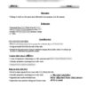 2nd year college student this is resume for my first job does look okay jobs ivjt5m6 Resume Resume For First Year Student