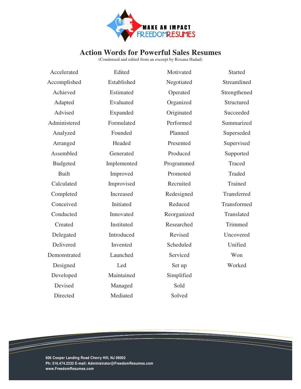 action words for successful resumes resume verbs nursing statistical skills process Resume Action Verbs For Nursing Resume