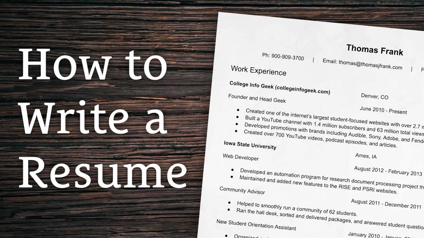 applying for job this is exactly to write winning resume build an awesome general Resume Build An Awesome Resume