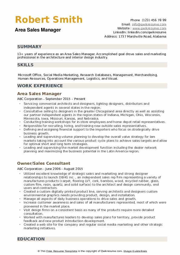 area manager resume samples qwikresume sample pdf adaptability skills on when does the Resume Sales Manager Resume Sample