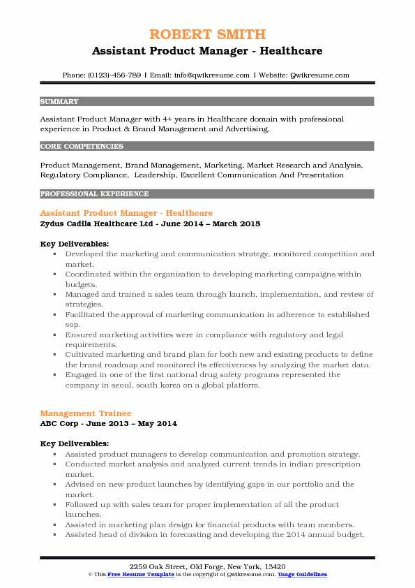 assistant product manager resume samples qwikresume telecom pdf media analyst examples Resume Telecom Product Manager Resume