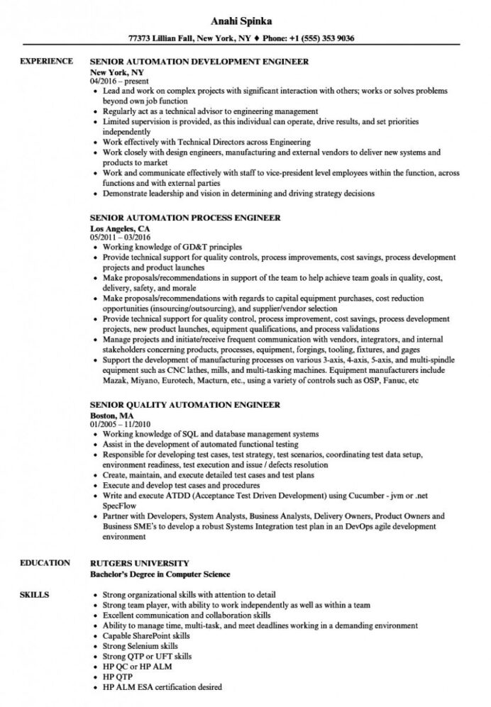 automation engineer resume pdf in examples business analyst template church office Resume Church Office Administrator Resume