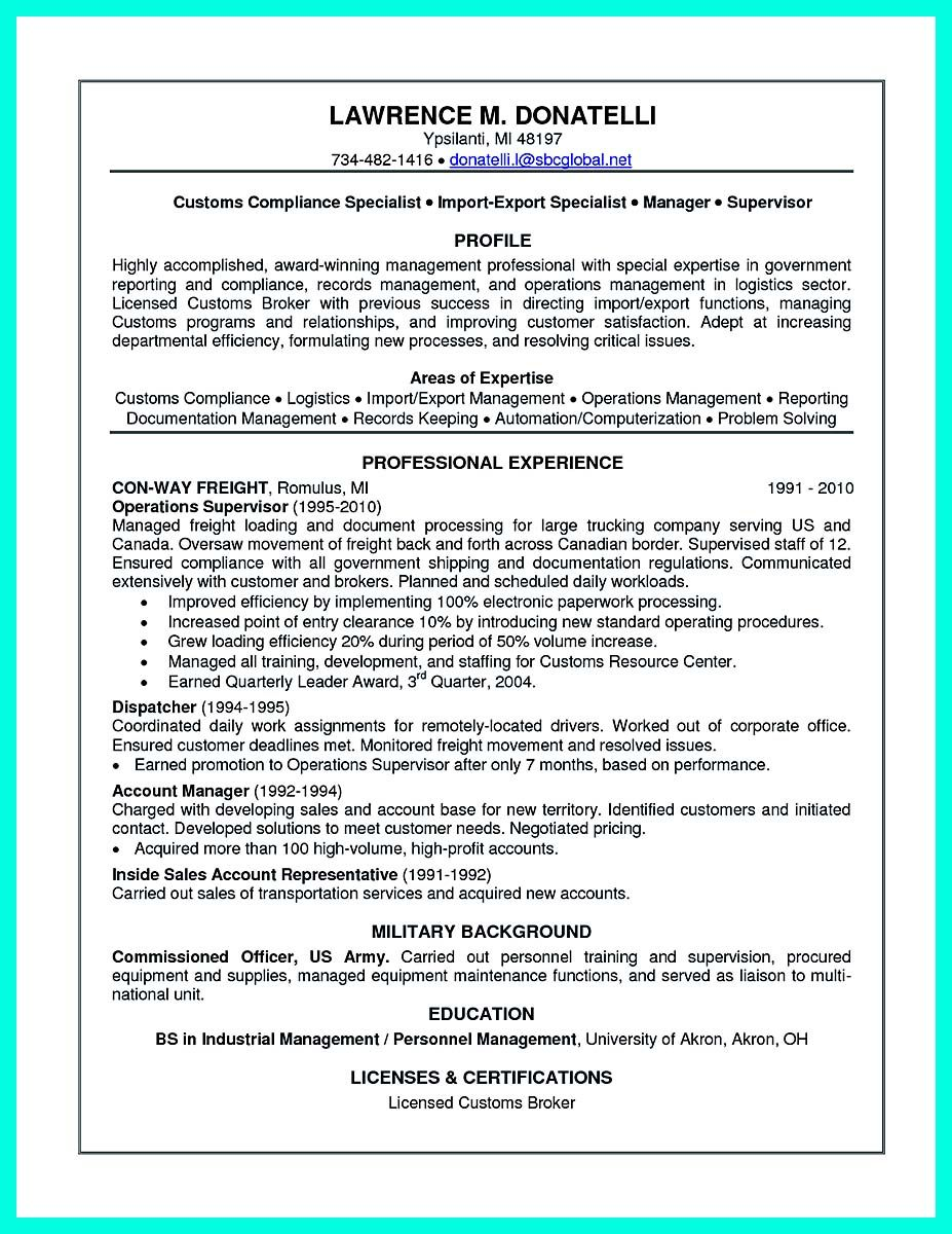awesome best compliance officer resume to get manager attention management operations Resume Compliance Specialist Resume