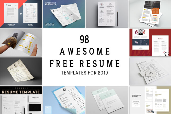 awesome free resume templates for creativetacos typer good names hot designs worthy Resume Awesome Resume Templates Free