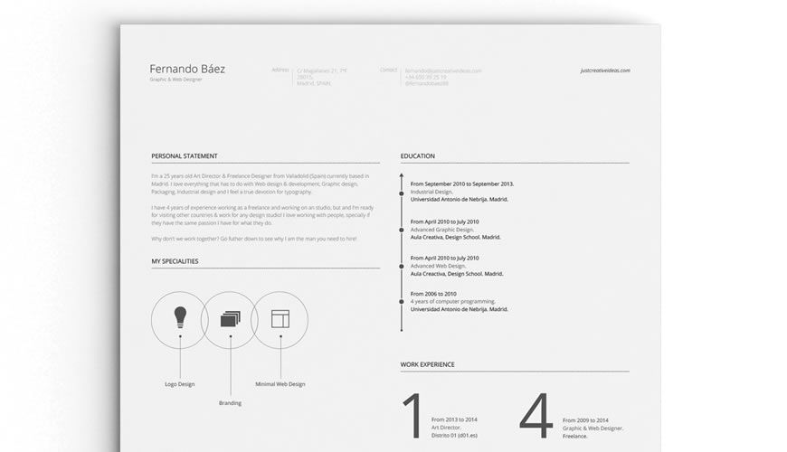 beautiful free resume templates for designers awesome template objective research Resume Awesome Resume Templates Free
