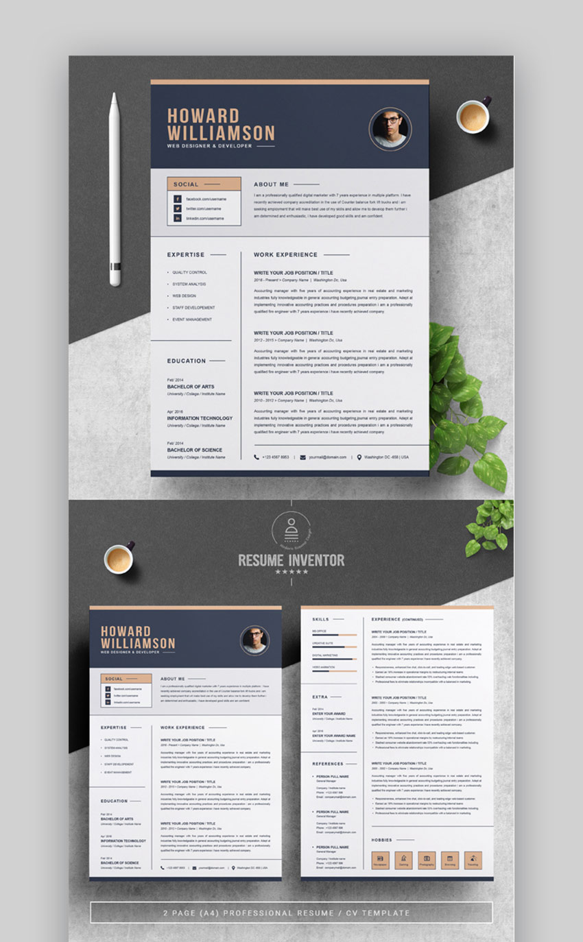 best contemporary resume cv templates new modern styles for examples of current gr10 Resume Examples Of Current Resume Styles