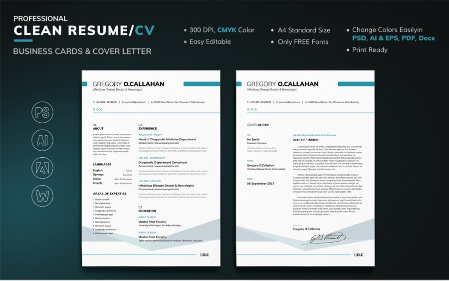 best free printable resume templates make and print for doctor neurologist template tips Resume Make And Print Resume For Free