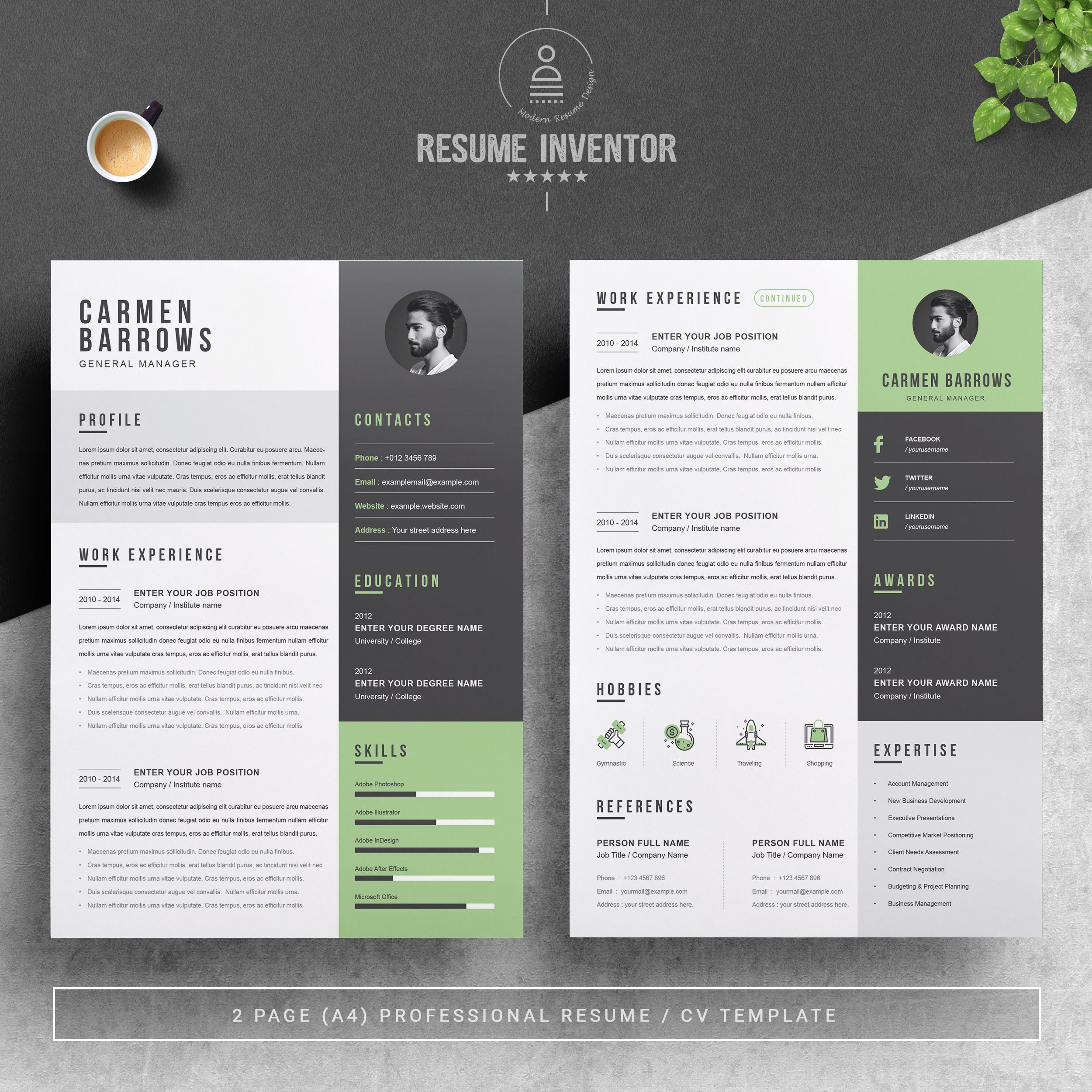 best free resume templates for architects arch2o standard size of paper great entry level Resume Standard Size Of Resume Paper
